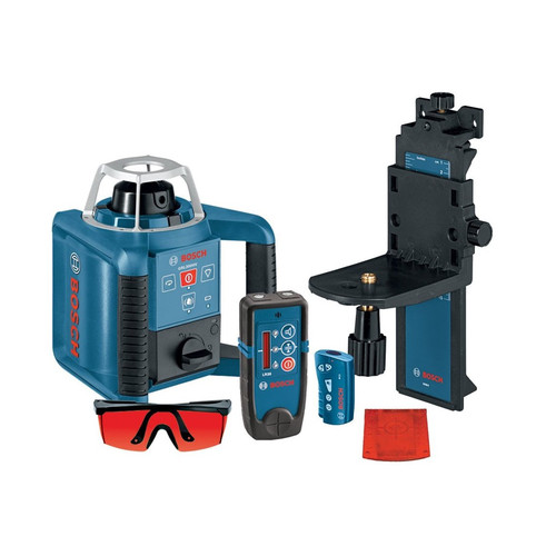 Bosch GRL300HVD Self-Leveling Interior Rotary Laser with Layout Beam Kit image number 0