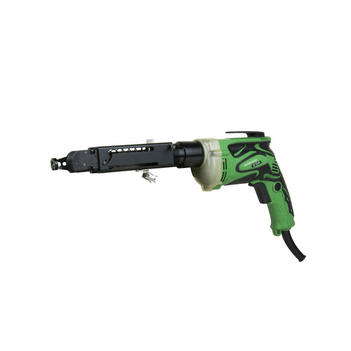 Metabo HPT W6V4SD2M 6.6 Amp Brushed SuperDrive Corded Collated Drywall Screw Gun image number 0