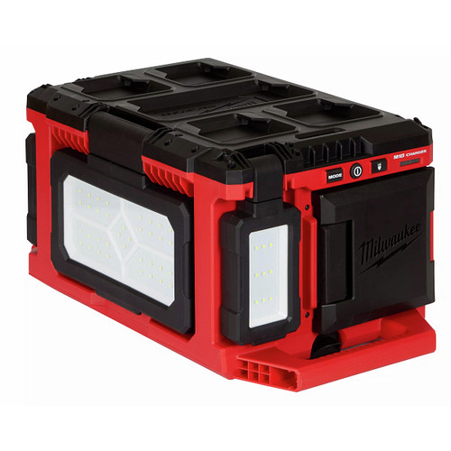 Milwaukee 2357-20 M18 PACKOUT Lithium-Ion Cordless Light/Charger (Tool Only) image number 0