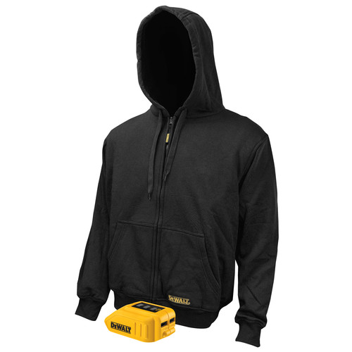 Dewalt DCHJ067B-XL 12V/20V Lithium-Ion Heated Hoodie Jacket