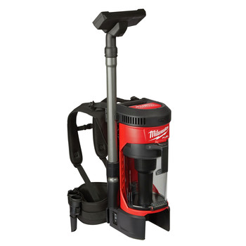 Milwaukee 0885-20 M18 FUEL Brushless Lithium-Ion Cordless 3-in-1 Backpack Vacuum (Tool Only)