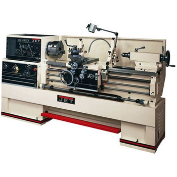 JET GH-1660ZX Lathe with 300S DRO and Collet Closer