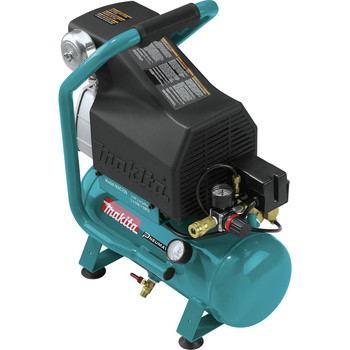 Makita MAC700 2 HP 2.6 Gallon Oil-Lube Hotdog Air Compressor