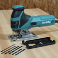 Factory Reconditioned Makita 4351FCT-R Barrel Grip Jigsaw with LED Light image number 6