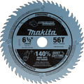 Makita B-57342 6-1/2 in. 56T Carbide-Tipped Cordless Plunge Saw Blade image number 0