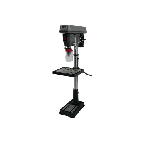JET JDP-20MF 20 in. 1-1/2 HP 1-Phase Floor Drill Press image number 0