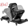 ATD 81049 3-in-1 Heavy-Duty Low Profile Z Creeper image number 3