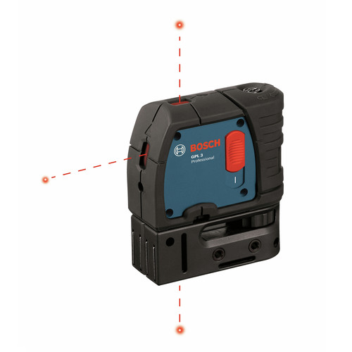 Bosch GPL3 3-Point Self-Leveling Alignment Laser image number 1