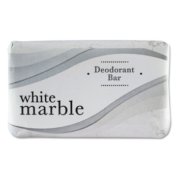 Dial Amenities 197 Individually Wrapped Deodorant Bar Soap, White, 2.5oz Bar, 200/Carton