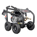 Simpson 65200 Super Pro 3600 PSI 2.5 GPM Direct Drive Small Roll Cage Professional Gas Pressure Washer with AAA Pump image number 2