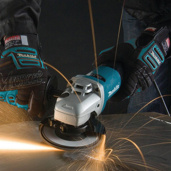 Makita 9564PC 4-1/2 in. SJS High-Power Paddle Switch Angle Grinder image number 4