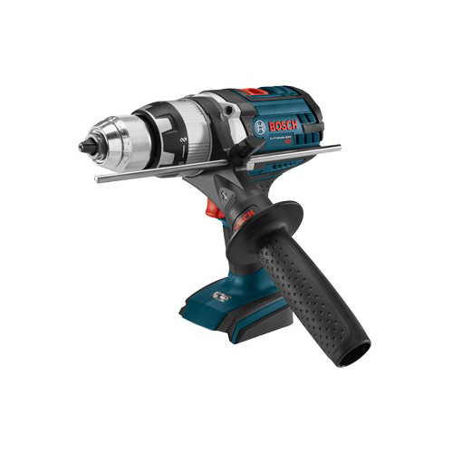 Bosch HDH181XB 18V Cordless Lithium-Ion Brute Tough 1/2 in. Hammer Drill Driver with Active Response Technology (Bare Tool)