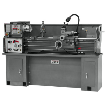 JET BDB-1340A 13 in. x 40 in. Bench Lathe with Collet and Taper