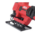 Skil JS820302 PWRCore 20 20V 7/8 in. Jigsaw with (1) 2 Ah Lithium-Ion Battery and Charger image number 3