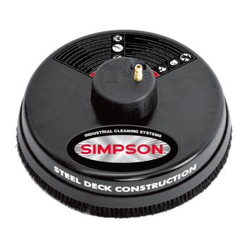 Simpson 80165 Surface Cleaner Rated up to 3,600 PSI