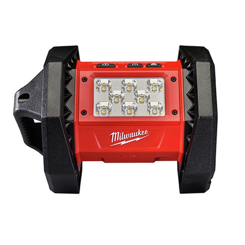 Factory Reconditioned Milwaukee 2361-80 M18 Lithium-Ion LED Cordless Flood Light (Tool Only) image number 0