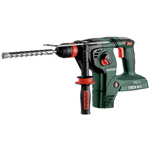 Metabo 600796840 KHA 36-18 LTX 32 36V 1-1/4 in. SDS-Plus Rotary Hammer (Tool Only) image number 0