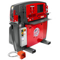 Edwards IW65-3P460-AC600 460V 3-Phase 65 Ton JAWS Ironworker with Hydraulic Accessory Pack image number 2