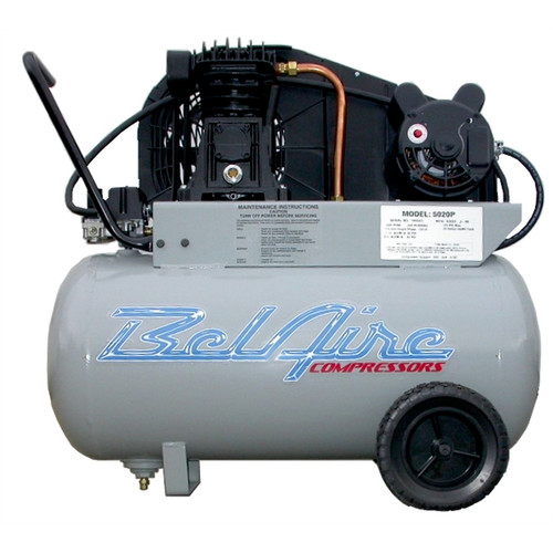IMC 5020P 2 HP 20 Gallon Single Phase Corded Portable Air Compressor image number 0