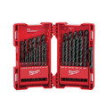 Milwaukee 48-89-2802 29-Piece Thunderbolt Black Oxide Drill Bit Set