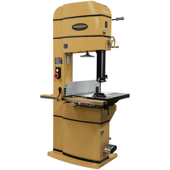 Powermatic PM2013B-3 5 HP 3-Phase 20 in. x 18 in. Vertical Band Saw