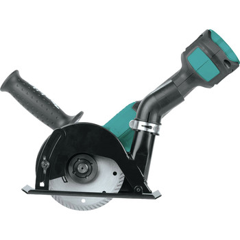 Factory Reconditioned Makita XAG03Z-R 18V LXT Cordless Lithium-Ion 4-1/2 in. Brushless Cut-Off/Angle Grinder (Tool Only) image number 1