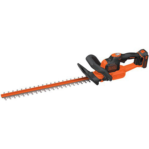 Black & Decker LHT321FF 20V MAX Lithium-Ion 22 in. PowerCommand Hedge Trimmer