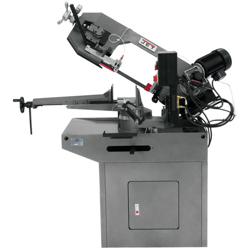 JET J-9225 8-3/4 in. 3Ph Zip Miter Horizontal Band Saw image number 0