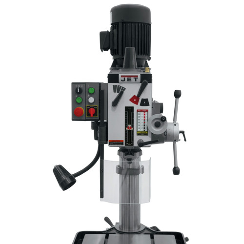 JET 354026 20 in. Geared Head Drill & Amp Tap Press image number 5