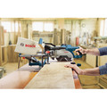 Factory Reconditioned Bosch CM8S-RT 8-1/2 in. Single Bevel Sliding Compound Miter Saw image number 6