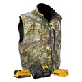 Dewalt DCHV085BD1-M Realtree Xtra Heated Fleece Vest Kit - Medium, Camo image number 0
