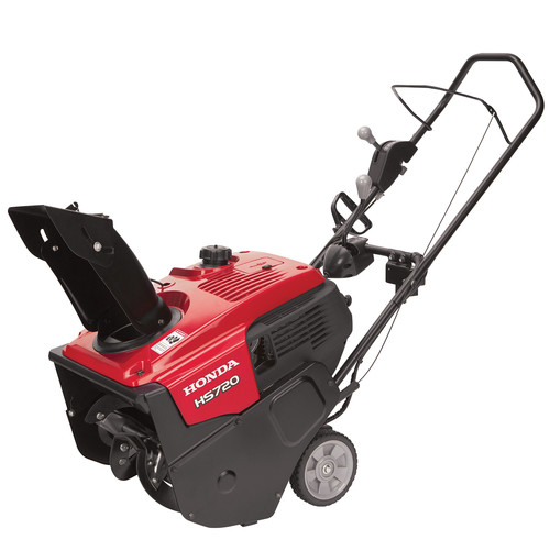 Honda HS720ASA 20 in. 187cc Single-Stage Snow Blower with Dual Chute Control and Electric Starter