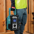 Makita XRM05 18V LXT Lithium-Ion Cordless Job Site Radio (Tool Only) image number 7