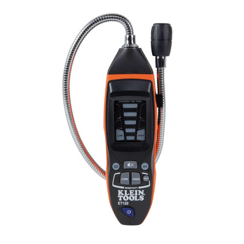Klein Tools ET120 Cordless Combustible Gas Leak Detector Kit image number 0