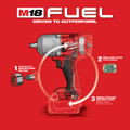 Milwaukee 2767-20 M18 FUEL High Torque 1/2 in. Impact Wrench with Friction Ring (Tool Only) image number 3