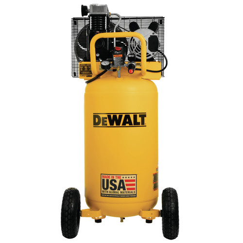 Dewalt DXCM251 25 Gallon 200 PSI Portable Vertical Electric Air Compressor image number 0