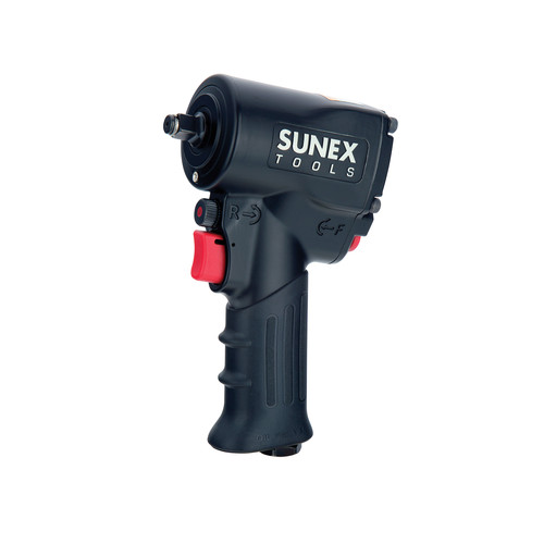 Sunex SXMC38 3/8 in. Super Duty Min Impact Wrench w/Grip