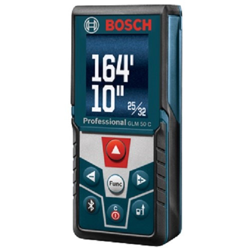 Bosch GLM50C 165 ft. Laser Distance Measure