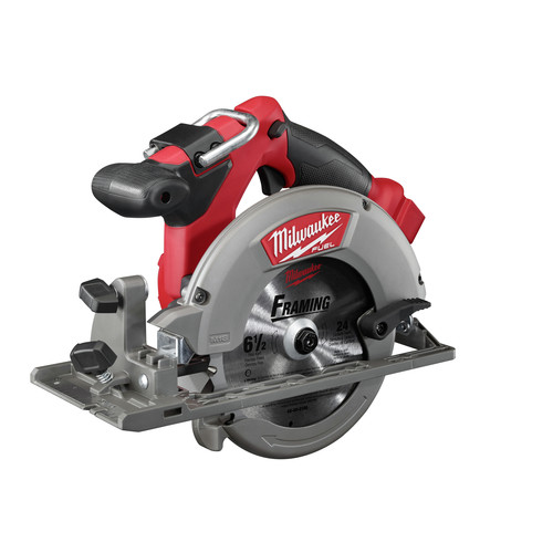 Milwaukee 2730-20 M18 FUEL Lithium-Ion 6-1/2 in. Circular Saw (Tool Only) image number 0
