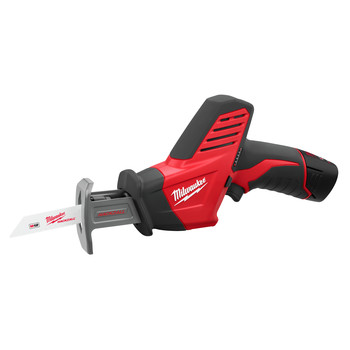 Milwaukee 2420-21 M12 Lithium-Ion HACKZALL Reciprocating Saw Kit with Battery image number 1