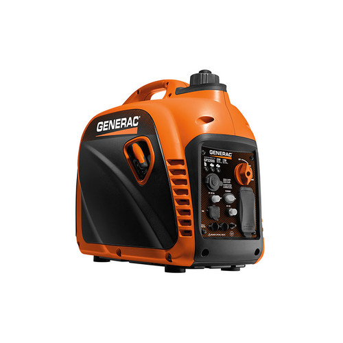 Factory Reconditioned Generac 7117R GP2200i 2,200 Watt Portable Inverter Generator