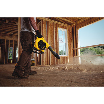 Dewalt DCBL770X1 60V MAX 3.0 Ah Cordless Handheld Lithium-Ion XR Brushless Blower image number 4