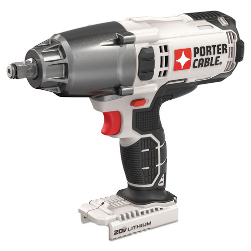 Porter-Cable PCC740B 20V MAX 1,700 RPM 1/2 in. Cordless Impact Wrench (Tool Only) image number 0