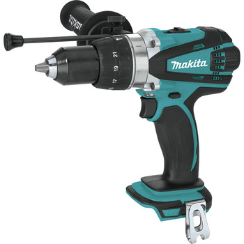 Makita XPH03Z 18V LXT Lithium-Ion 3/8 in. Cordless Hammer Drill Driver (Tool Only) image number 0