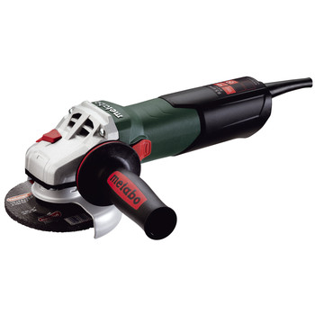 Metabo 600371420 8.5 Amp 4-1/2 in. Angle Grinder with Lock-On Sliding Switch