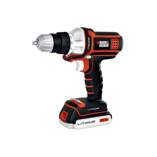 Black & Decker BDCDMT120 20V Max Cordless Lithium-Ion Matrix Tool Kit