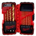 Milwaukee 48-89-1105 20 pc Titanium Drill Bit Set