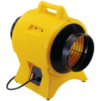 Americ VAF1500B 220V 8 in. Light Industrial Confined Space Ventilator