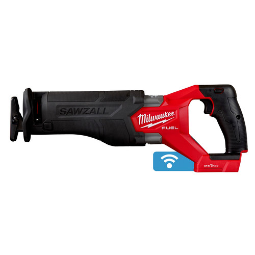 Milwaukee 2822-20 M18 FUEL SAWZALL Brushless Lithium-Ion Cordless Reciprocating Saw with ONE-KEY (Tool Only) image number 0