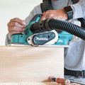 Makita XPK02Z 18V LXT AWS Capable Brushless Lithium-Ion 3-1/4 in. Cordless Planer (Tool Only) image number 18